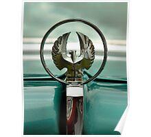 1963 Chrysler Imperial Mascot Poster