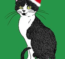 The Cat's Meow (Christmas Edition) by Lou Endicott