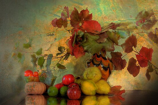 Fruit of Life - Still Life Photography by Mark Richards