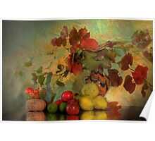 Fruit of Life - Still Life Photography Poster