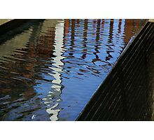 Every Rivulet Is On Edge Photographic Print