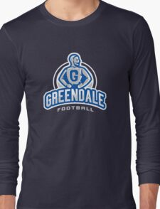 GreenDale Football Long Sleeve T-Shirt