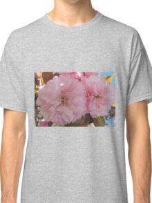 Pretty Pink Blossoms Classic T-Shirt