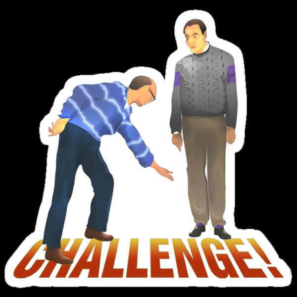 Challenge! by Steve Hryniuk