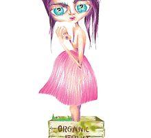 She's Organic Apples by mindofjessica
