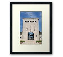 Air Forces Memorial Framed Print