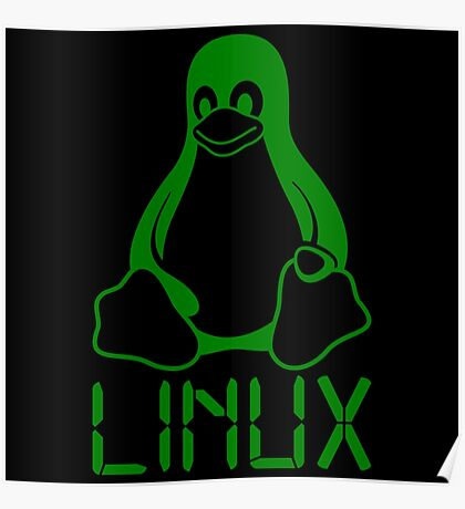 Linux Poster