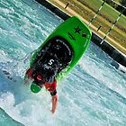 Kayak Twist by Lea Valley Photographic