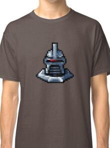 Pixel Cylon with collar Classic T-Shirt