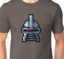 Cylon Pixel Head Unisex T-Shirt