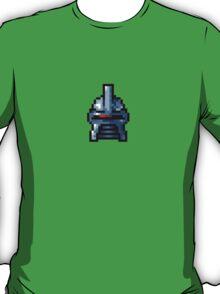 Cylon Pixel Head Small T-Shirt