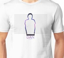 Dan Howell Galaxy Outline Unisex T-Shirt