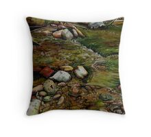 Creeky Throw Pillow