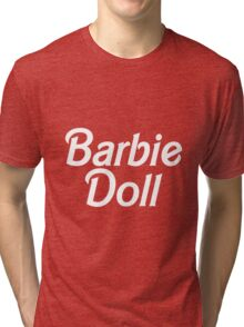 Barbie Doll Tri-blend T-Shirt