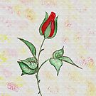 A Rosebud for Mom by Anne Gitto