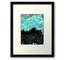 Dreamwaves Framed Print