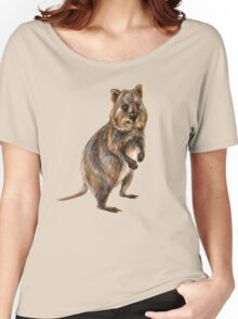 Cute little quokka Women's Relaxed Fit T-Shirt