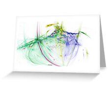 ©Taimiti Creations Designs - Divinity Pastel  Greeting Card