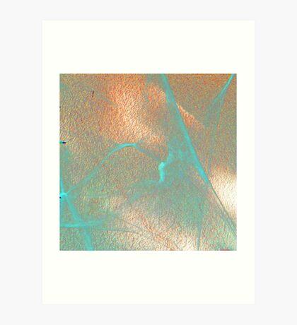 Gossamer Abstract Art Print