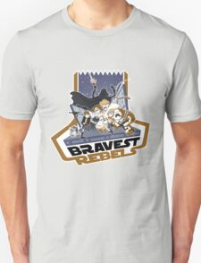 Bravest Rebels Unisex T-Shirt