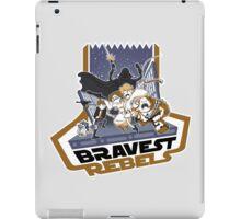 Bravest Rebels iPad Case/Skin