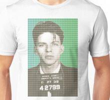Sinatra Mug Shot Unisex T-Shirt