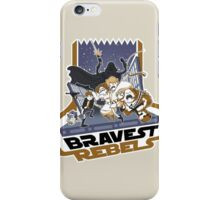Bravest Rebels iPhone Case/Skin