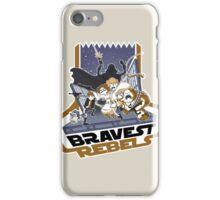Bravest Rebels iPhone Case/Skin
