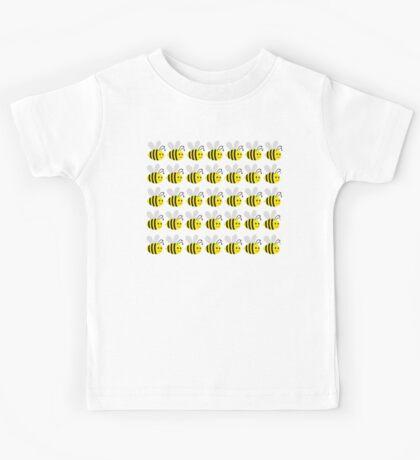Bee (multiple) Kids Tee