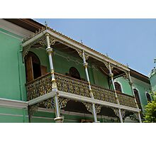 Balcony - Penang Photographic Print