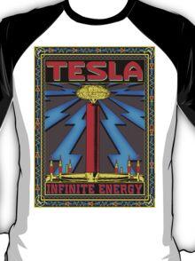 TESLA COIL - INFINITE ENERGY T-Shirt