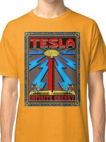 TESLA COIL - INFINITE ENERGY Classic T-Shirt