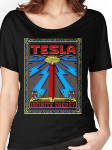 TESLA COIL - INFINITE ENERGY Women's Relaxed Fit T-Shirt