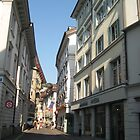 In-Town Shopping - Luzern, CH by Danielle Ducrest