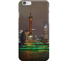 Green Boat iPhone Case/Skin