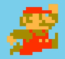 Super Mario #01 by themasrix