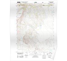 USGS Topo Map California Lake Annie 20120323 TM Poster