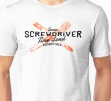 Time Lord Essentials - Sonic Screwdriver Unisex T-Shirt