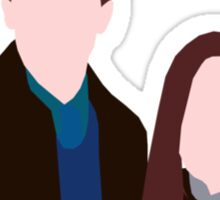 FitzSimmons 1x10 - Where's Coulson? Sticker