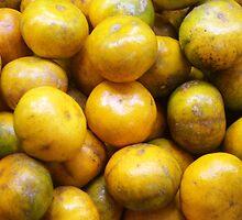 Oranges by Mario  Vazquez