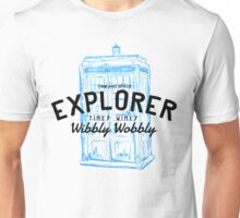 The Doctor - Time and Space Explorer Unisex T-Shirt