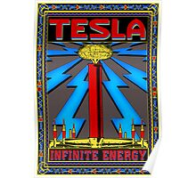 Tesla Coil Poster