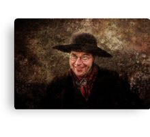 Lucky Hat Canvas Print