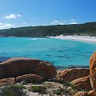 Just Another Perfect Beach, Bremer Bay, Western Australia by Ashley-Nicole