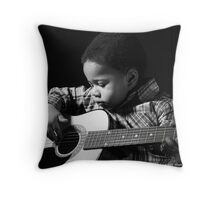 Baby Blues Throw Pillow