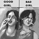 good girls take their medication by Magnus Wootton