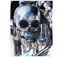 Skull Machine 2 Poster