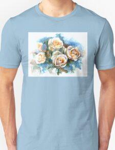 White roses T-Shirt