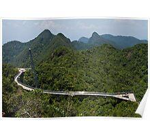 Sky Bridge - Langkawi Poster