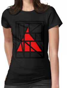 TriRed Womens Fitted T-Shirt